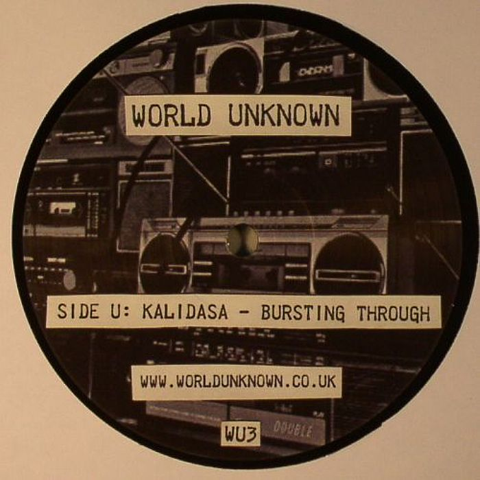 FAIRPLAY, Timothy J/KALIDASA - World Unknown 3