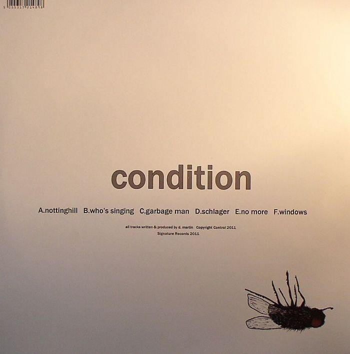CALIBRE - Condition