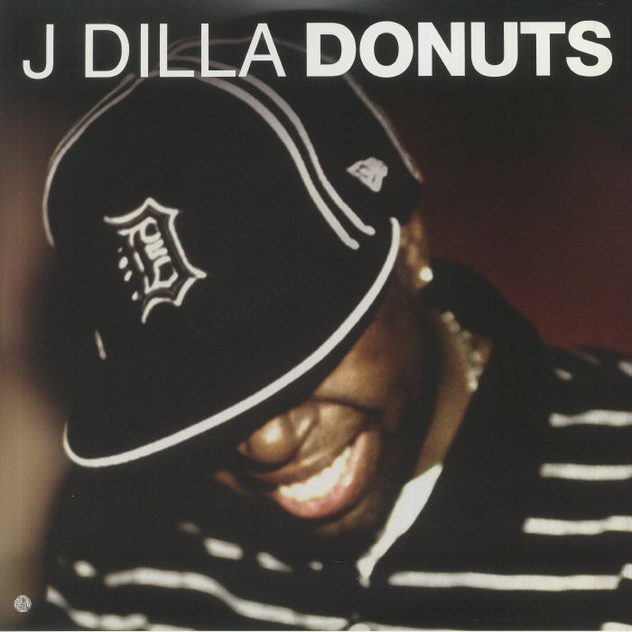 J DILLA aka JAY DEE - Donuts (Smile Cover)