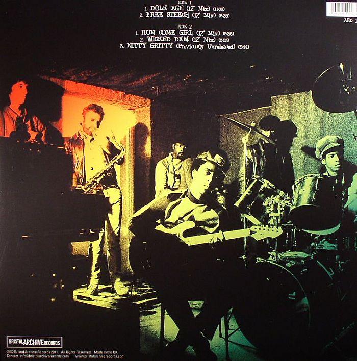 TALISMAN - Dole Age: The 1981 Reggae Collection 12
