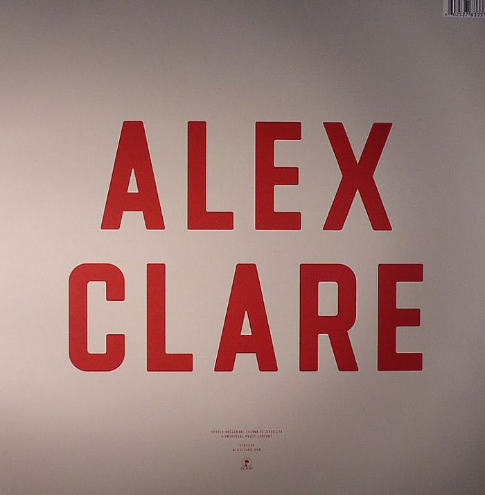 CLARE, Alex - Up All Night (remixes)