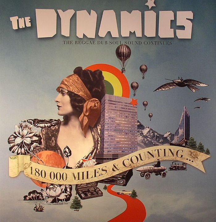 DYNAMICS, The - 180 000 Miles & Counting