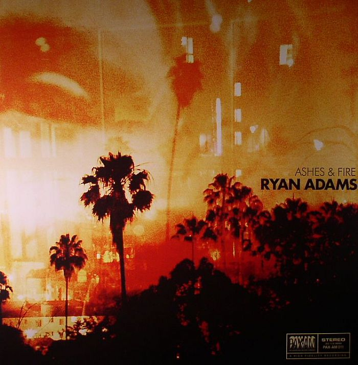 ADAMS, Ryan - Ashes & Fire