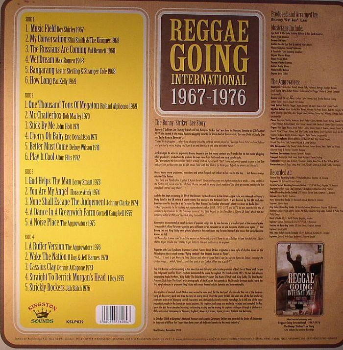 LEE, Bunny - Reggae Going International 1967-1976