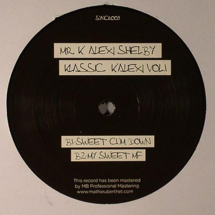 K ALEXI SHELBY - Klassic K Alexi Vol 1