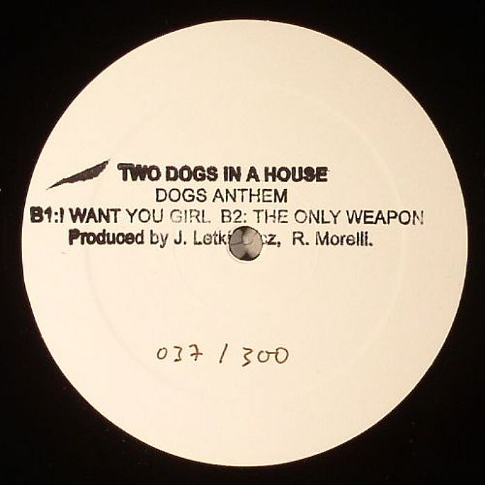 Two dogs in a house dogs anthem vinyl at juno records for House music anthem