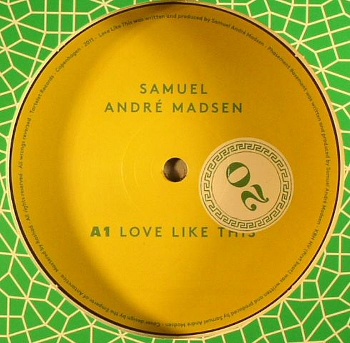 MADSEN, Samuel Andre - Love Like This
