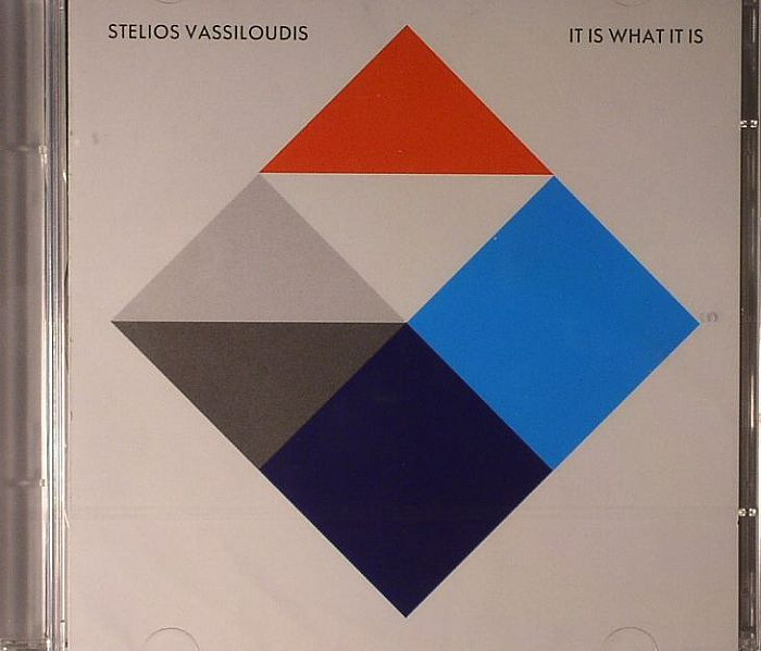 VASSILOUDIS, Stelios - It Is What It Is