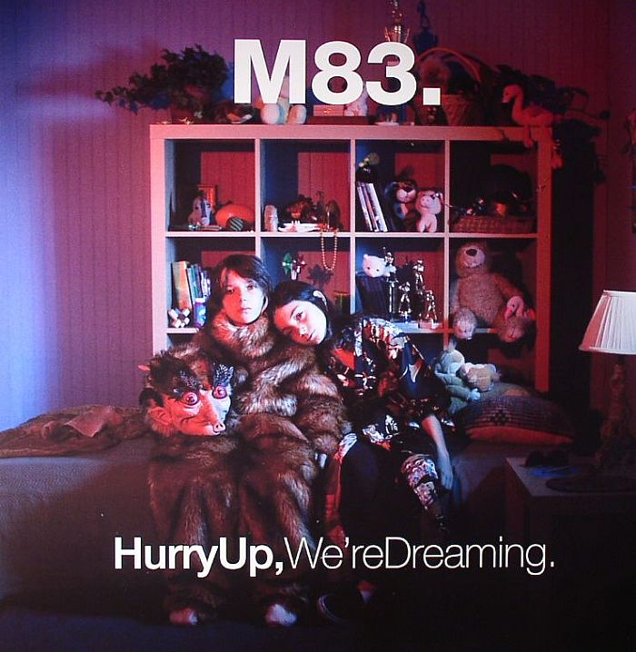 M83 Hurry Up We Re Dreaming Vinyl At Juno Records