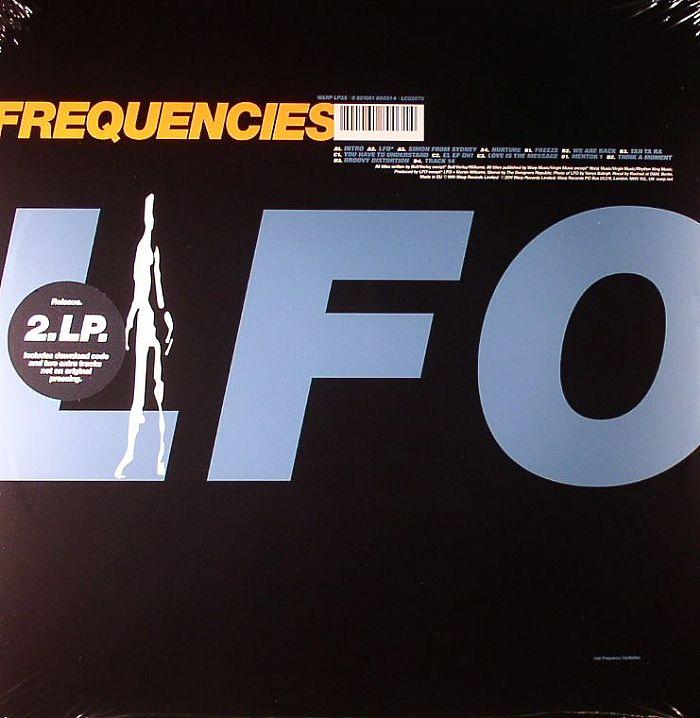 Lfo Frequencies Vinyl At Juno Records
