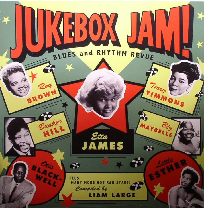 VARIOUS - Jukebox Jam: Blues & Rhythm Revue