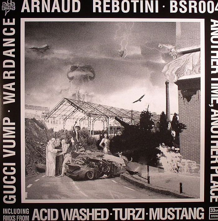 REBOTINI, Arnaud - Another Time Another Place