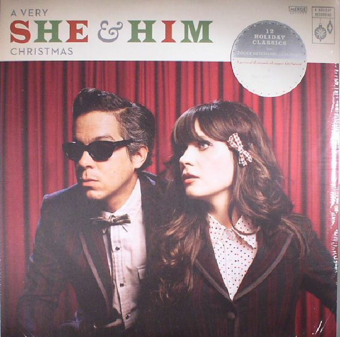 She And Him Christmas.She Him A Very She Him Christmas Vinyl At Juno Records
