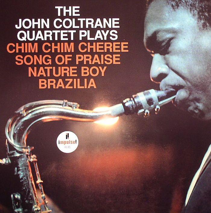 The John Coltrane Quartet The John Coltrane Quartet Plays
