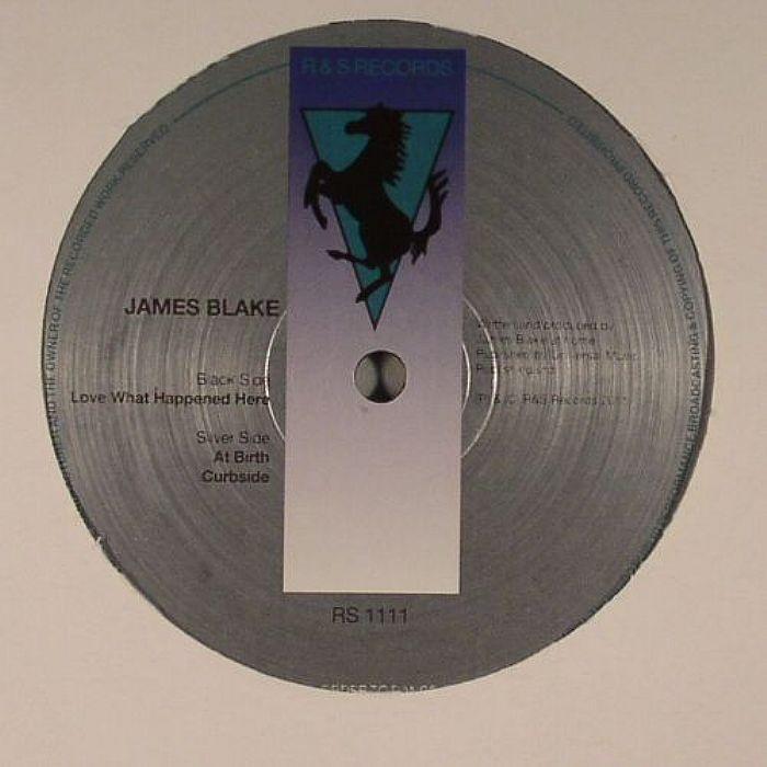 BLAKE, James - Love What Happened Here