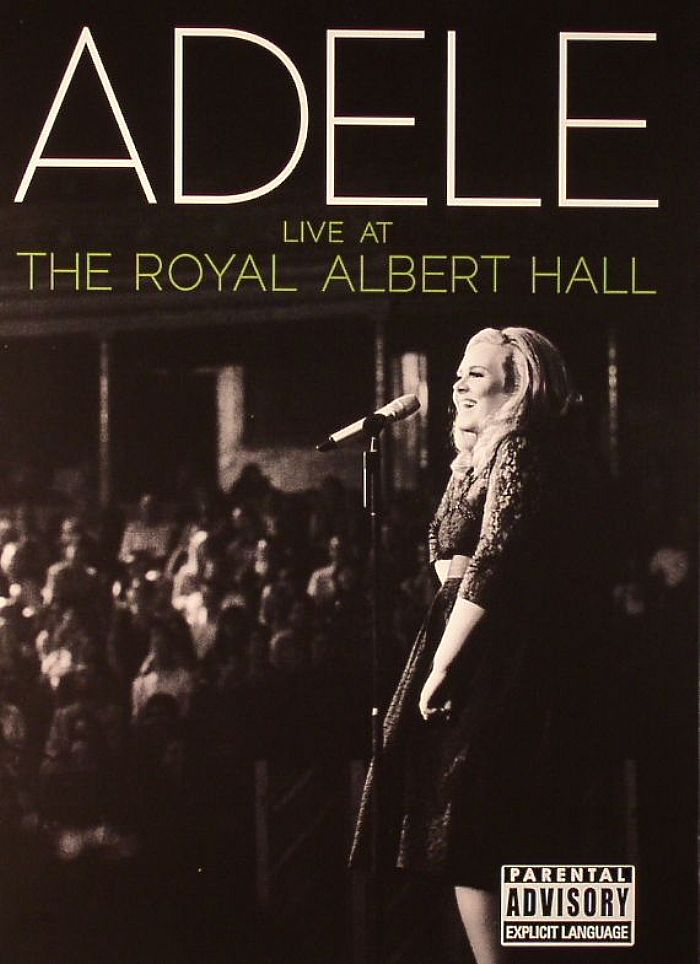 adele live at the royal albert hall vinyl at juno records. Black Bedroom Furniture Sets. Home Design Ideas