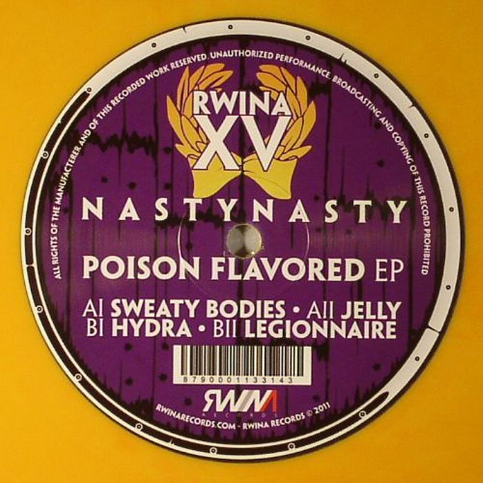 NASTYNASTY - Poison Flavored EP