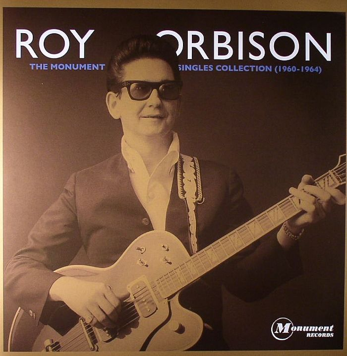 ORBISON, Roy - The Monument Singles Collection 1960-1964 (deluxe edition)
