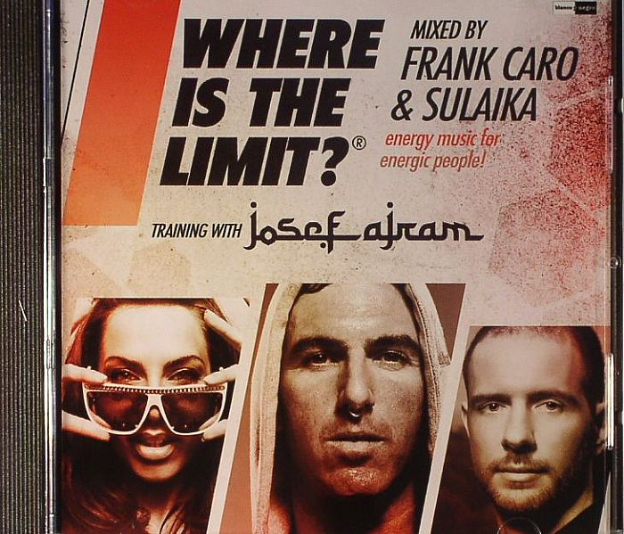 CARO, Frank/SULAIKA/VARIOUS - Where Is The Limit?