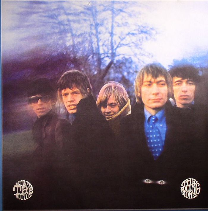 ROLLING STONES, The - Between The Buttons (UK version)