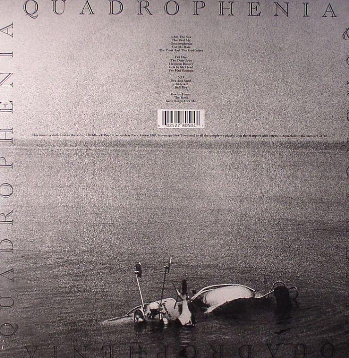 WHO, The - Quadrophenia