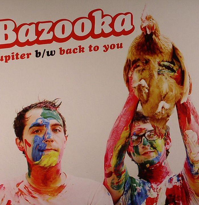 BAZOOKA - Jupiter
