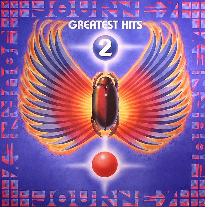 JOURNEY - Greatest Hits 2