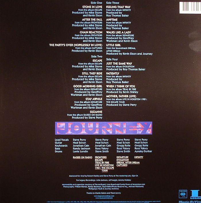 JOURNEY - Greatest Hits 2