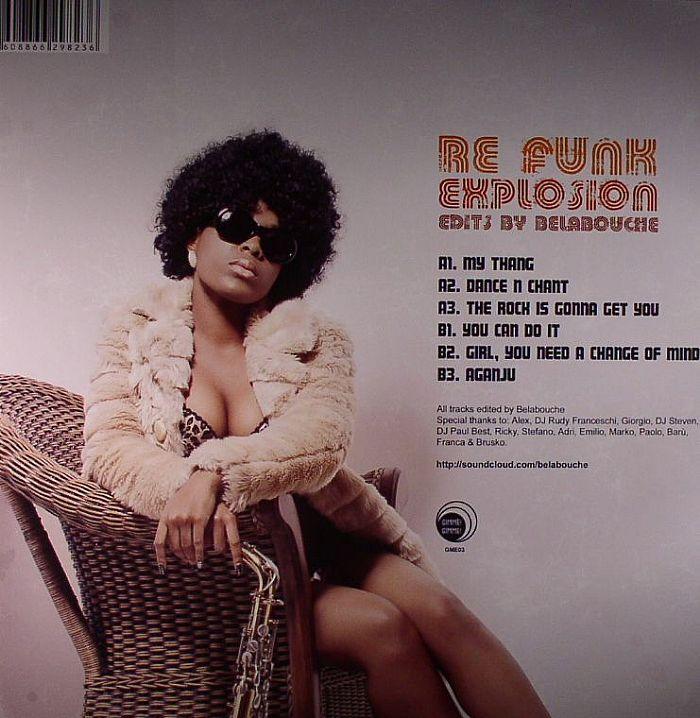 BELABOUCHE - Re Funk Explosion