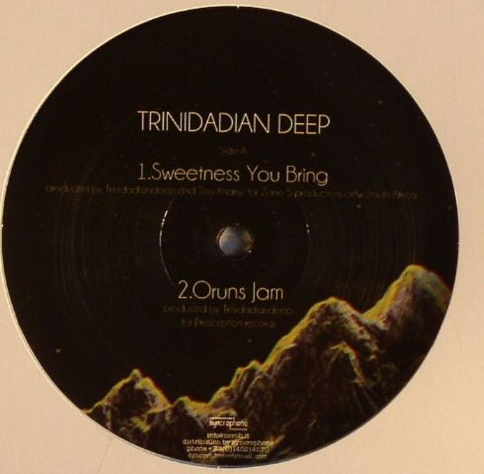 TRINIDADIAN DEEP - Sweetness You Bring