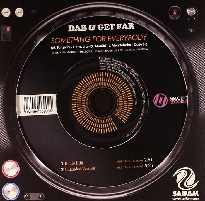 DAB/GET FAR - Something For Everybody