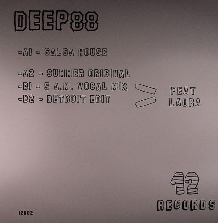DEEP88 - Salsa House