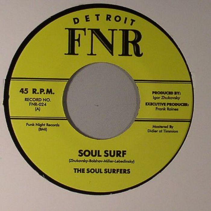 SOUL SURFERS, The - Soul Surf