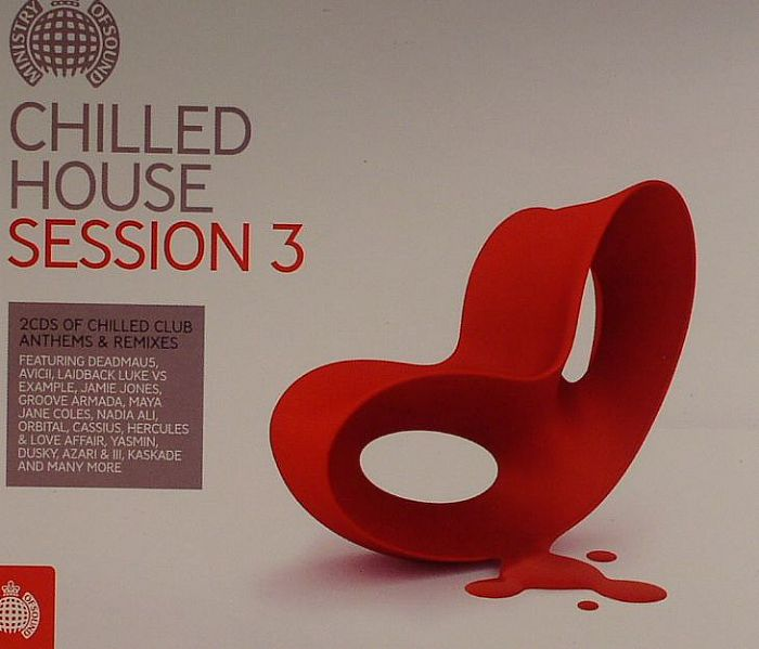 VARIOUS - Chilled House Session 3