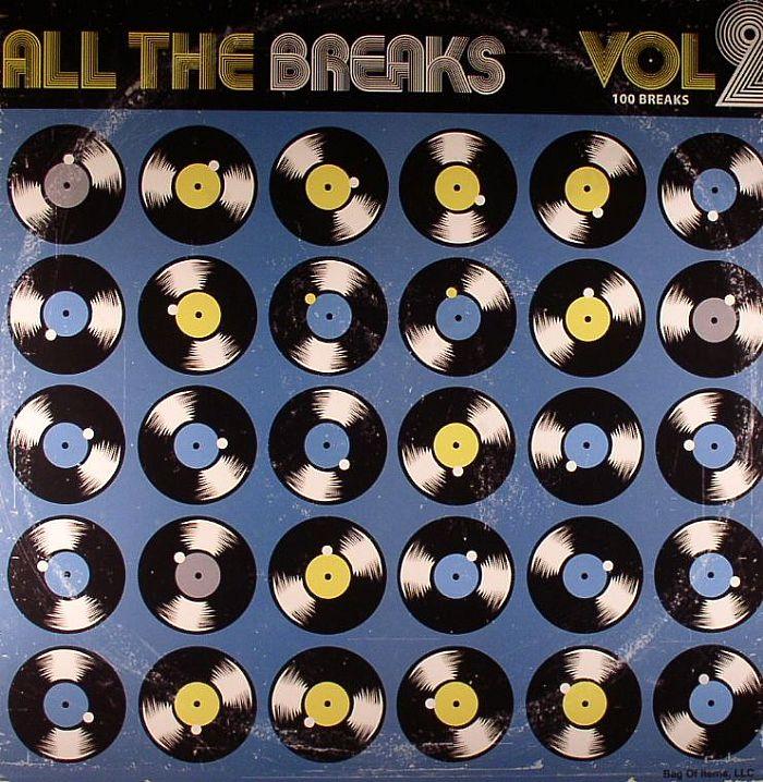 VARIOUS - All The Breaks Vol 2: 100 Breaks