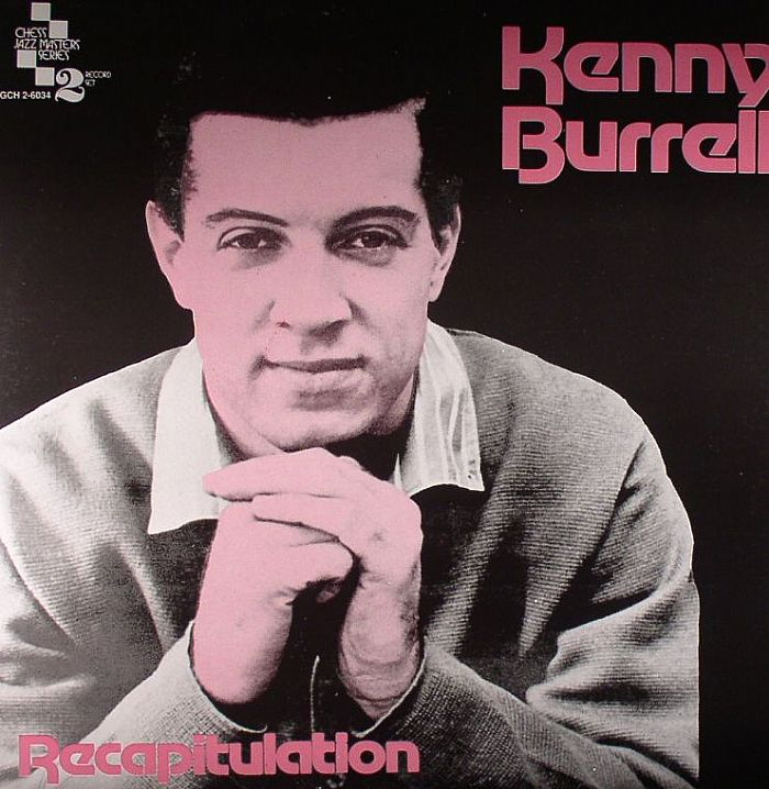 Kenny Burrell The Tender Gender