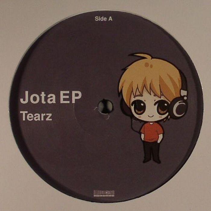 TEARZ - Jota EP