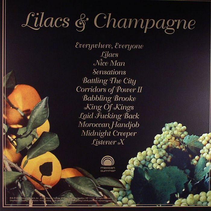 LILACS & CHAMPAGNE - Lilacs & Champagne