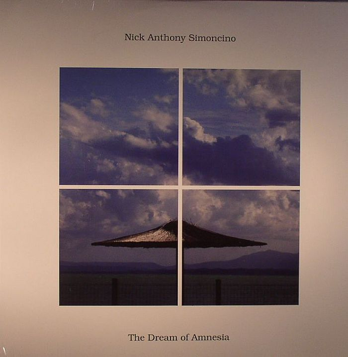 SIMONCINO, Nick Anthony - The Dream Of Amnesia
