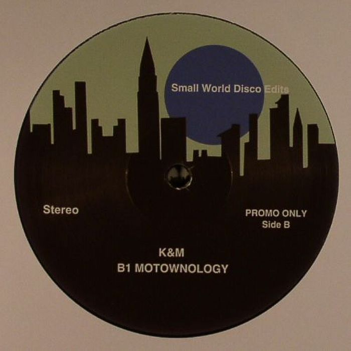 K & M - Small World Disco Edits 18