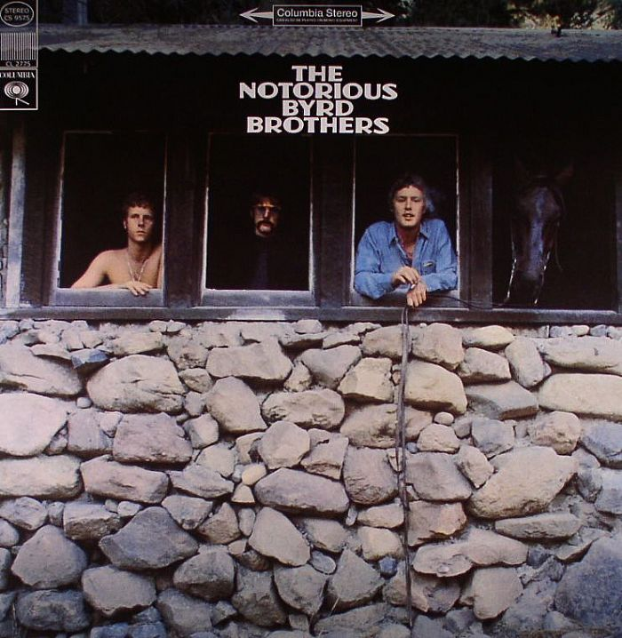 BYRDS, The - The Notorious Byrd Brothers