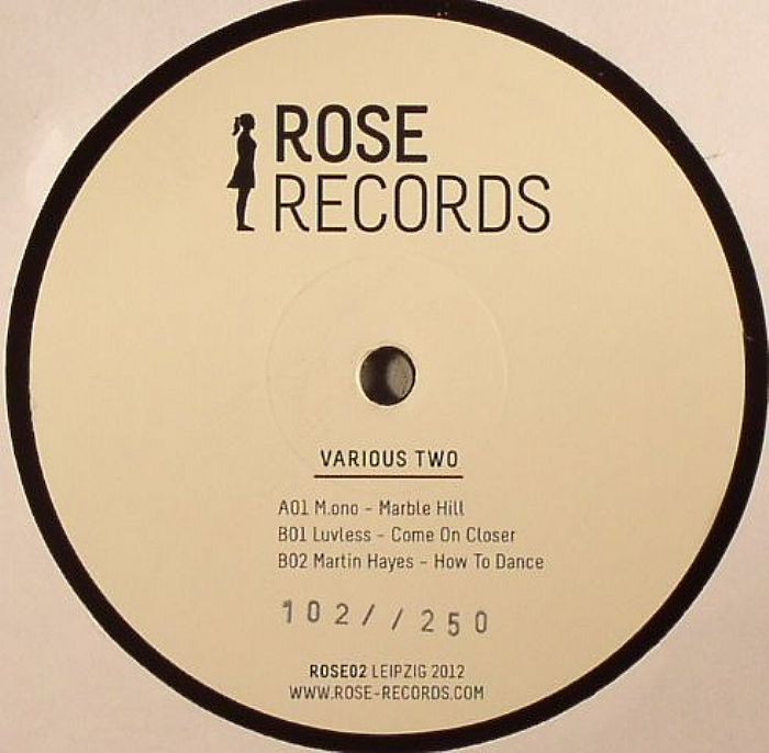M ONO/LUVLESS/MARTIN HAYES - Various Two