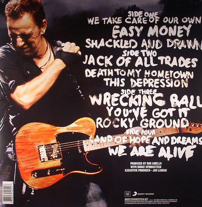 Bruce Springsteen Wrecking Ball Vinyl At Juno Records