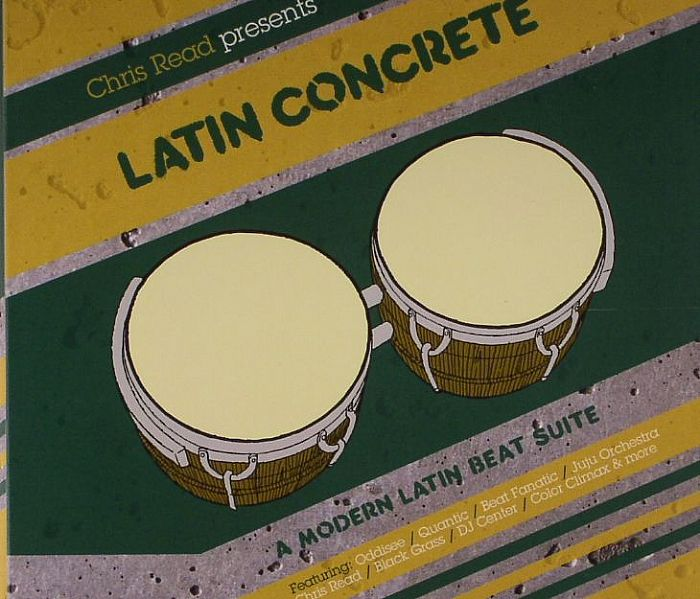 READ, Chris/VARIOUS - Latin Concrete: A Modern Latin Beat Suite (warehouse find)