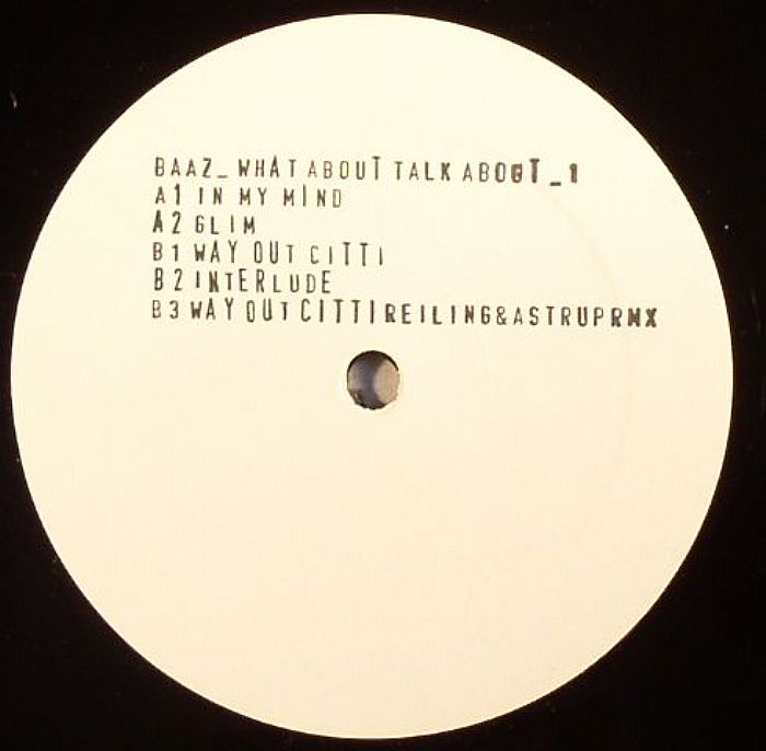 BAAZ - What About Talk About #1