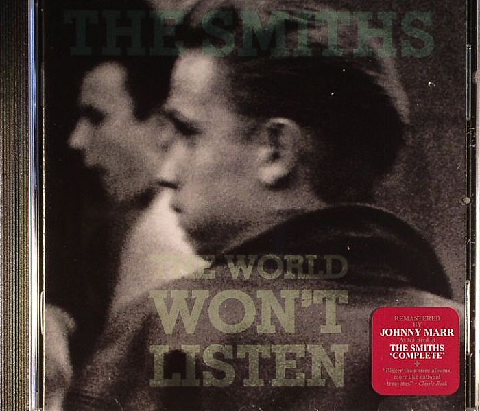 The Smiths The World Won T Listen Remastered Vinyl At