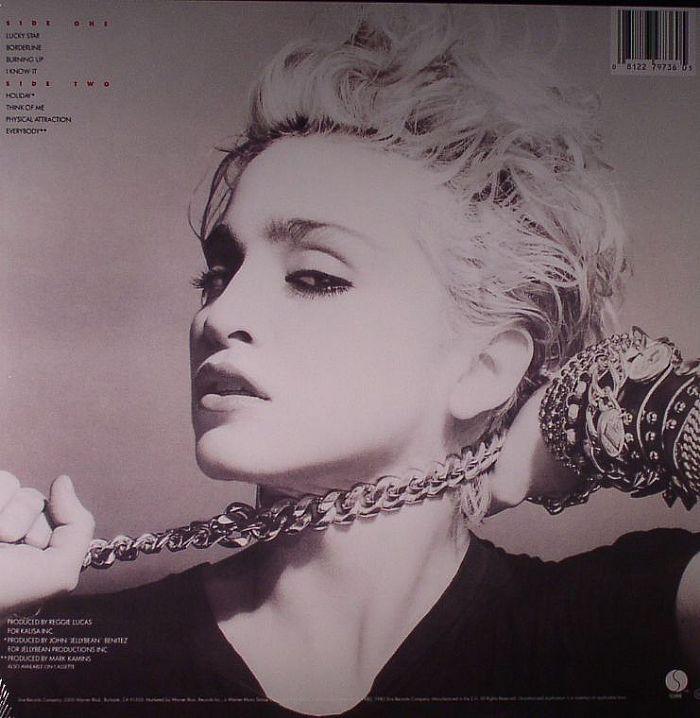 MADONNA - Madonna (remastered)