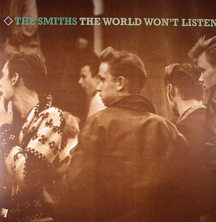 The SMITHS The World Won t Listen (remastered) vinyl at Juno