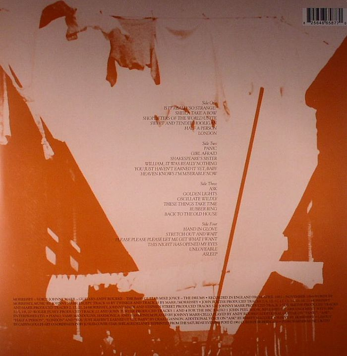 SMITHS, The - Louder Than Bombs (remastered)