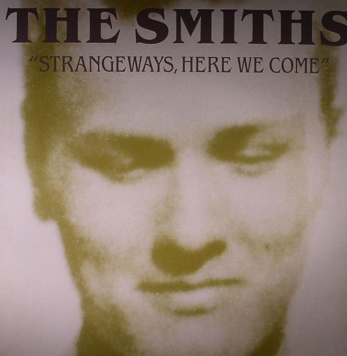 SMITHS, The - Strangeways Here We Come (remastered)